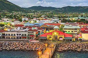 Advantages and disadvantages of obtaining the Saint Kitts and Nevis citizenship , #1