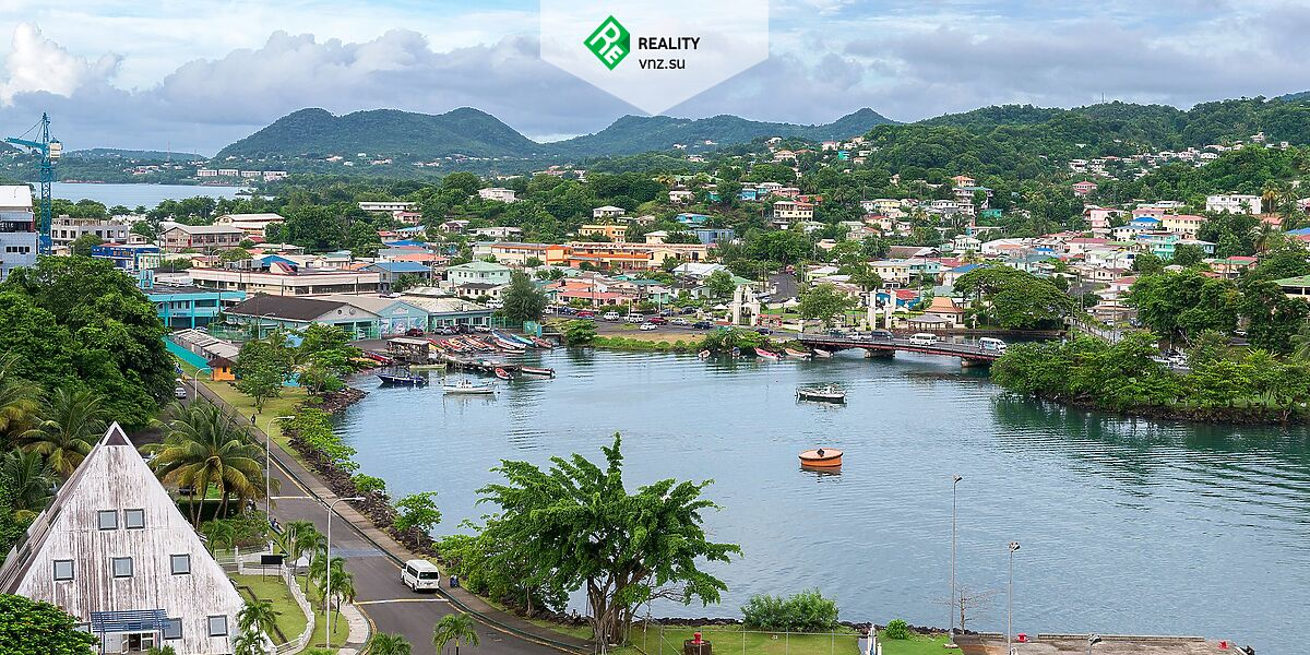 Immigration in Saint Lucia